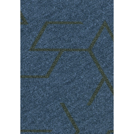 Flotex Planks Triad Blue 131002