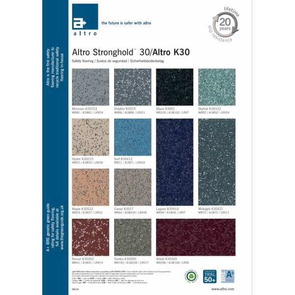 Altro Stronghold 30 Contract Flooring