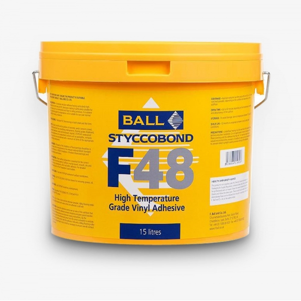 F Ball F48 Styccobond Contract Flooring