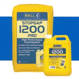Stopgap 1200 Pro Includes Bag + Liquid