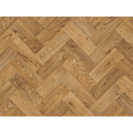 Polyflor Designatex English Oak Parquet Contract Flooring