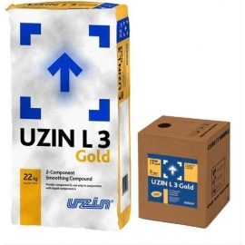 Uzin L3 Gold Powder