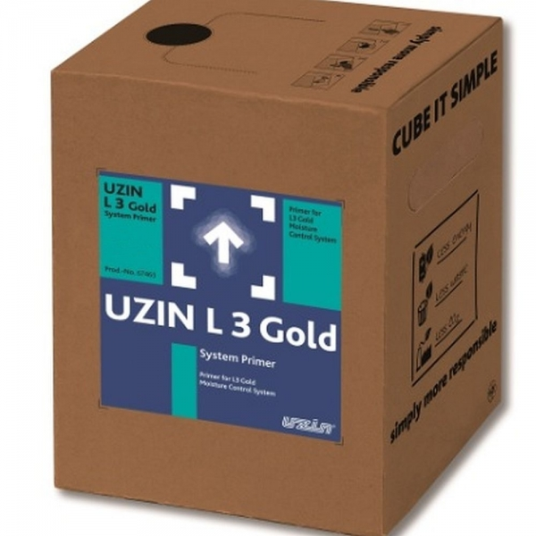 Uzin L3 Gold System Primer Contract Flooring