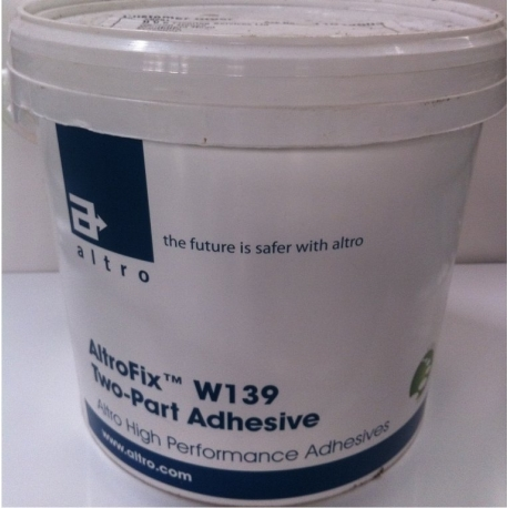 Altro Whiterock Altrofix Two Part Adhesive W139